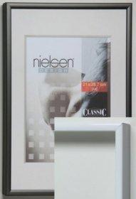 Nielsen aluminiový rychlorám typ Classic, bílá lesk