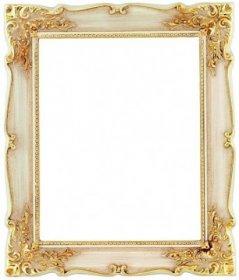 Lira RO 27502*04 ozdobné rámy blondelové.