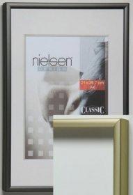 Nielsen aluminiový rychlorám typ Classic, zlatá matná