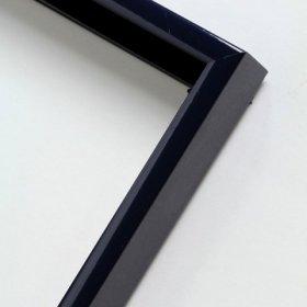 Nielsen obrazový rám aluminiový profil 01, noční modř - lesk