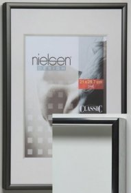 Nielsen aluminiový rychlorám typ Classic, stříbrná lesklá