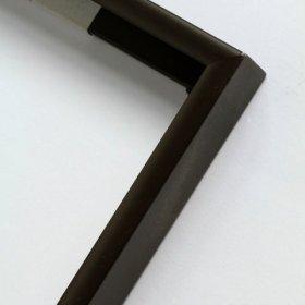 Nielsen obrazový rám aluminiový profil 01, černá - mat