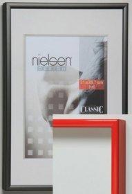 Nielsen aluminiový rychlorám typ Classic, červená Ferrari