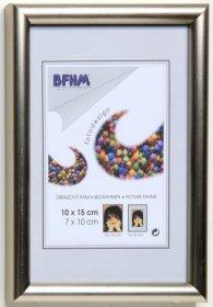 Obrazový rám BF A s antireflexním sklem barva elox šampaň matná