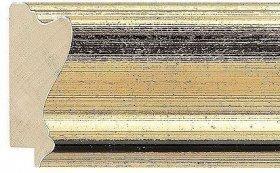 LNA 605 247 000 Gold obrazové rámy