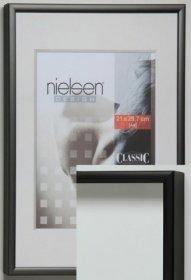 Nielsen aluminiový rychlorám typ Classic, černá matná