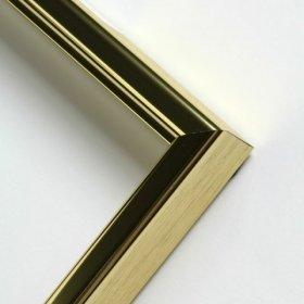 Nielsen profil 269 ,zlatá - lesk