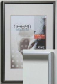 Nielsen aluminiový rychlorám typ Classic, stříbrná matná