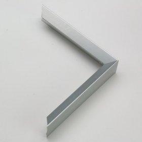 Nielsen aluminiový rychlorám Cristal florent.stříbrná natur