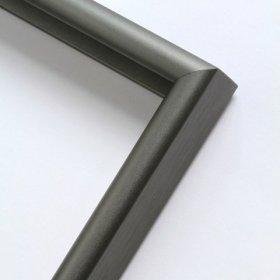 Nielsen aluminiový profil 02, světle šedá mat