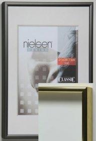 Nielsen aluminiový rychlorám typ Classic, zlatá lesklá
