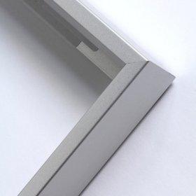 Nielsen aluminiový profil 23,stříbrná mat.