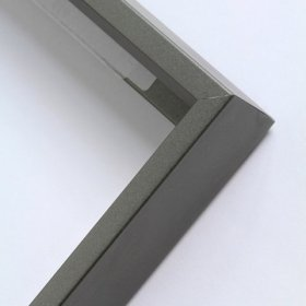 Nielsen aluminiový profil 23,platinová mat.