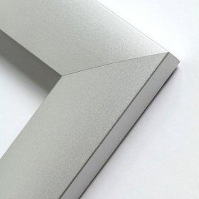 Nielsen profil 82 stříbrná mat