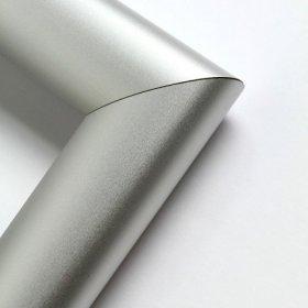 Nielsen profil 85 stříbrná matná