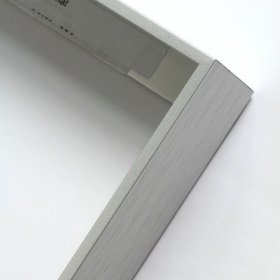 Nielsen aluminiový profil 214 stříbrná mat