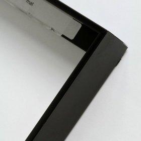 Nielsen aluminiový profil 214 černá mat
