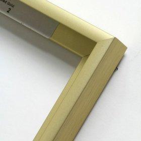 Nielsen aluminiový profil 11, zlatá - mat