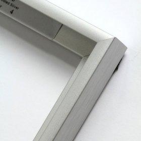 Nielsen aluminiový profil 11, stříbrná - mat
