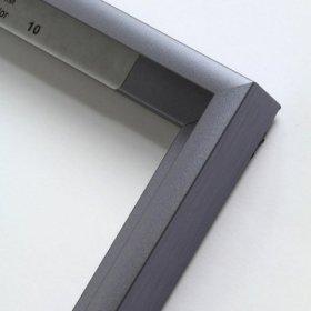 Nielsen aluminiový profil 11, cínová - mat