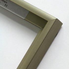 Nielsen aluminiový profil 11, světle šedá - mat