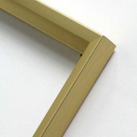 Nielsen aluminiový profil 217,zlatá mat