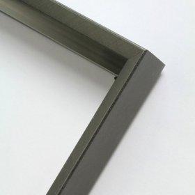 Nielsen aluminiový profil 217,florent. stříbrná