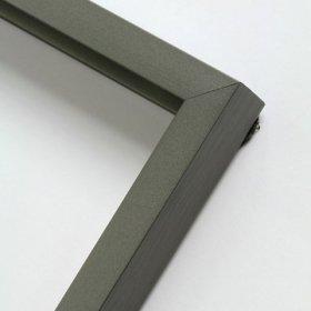Nielsen aluminiový profil 03, platinová - mat