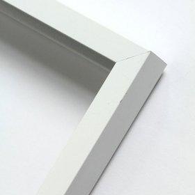 Nielsen aluminiový profil 03, bílá - mat