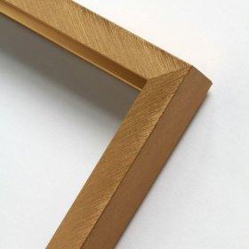 Nielsen aluminiový profil 03, florent. zlatá Amber