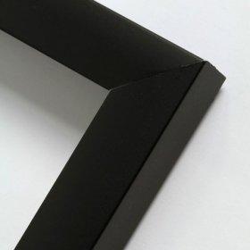 Nielsen aluminiový profil 05 černá mat,