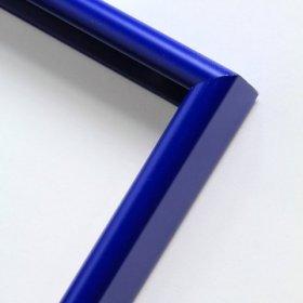Nielsen aluminiový profil 02, modrá Paradise - mat
