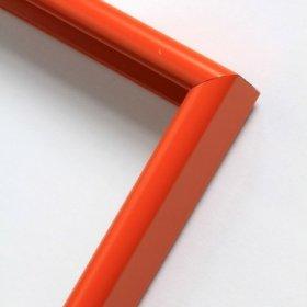 Nielsen aluminiový profil 02, oranžová Mango - mat