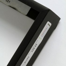 Nielsen aluminiový profil 22 černá mat