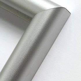 Nielsen profil 75 stříbrná matná
