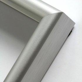 Nielsen profil 71 stříbrná mat