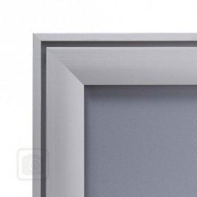 Design klaprám profil lišty 37 mm  ostré rohy COMPASSO