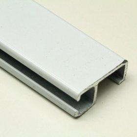 Nielsen závěsná lišta Economy délka 3 m stříbrná matná