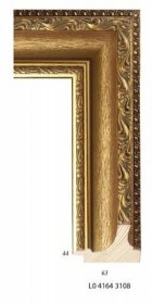 LO 4164 3108 Louvre obrazové rámy
