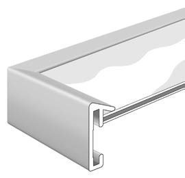 Nielsen aluminiový rychlorám PIXEL stříbrná matná