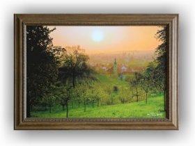 Fotoobraz f 40x60 cm + rám Nielsen Rustika