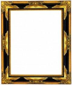 Lira RO 40722*91 ozdobné rámy blondelové.