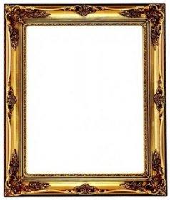 Lira RO 41773*13 ozdobné rámy blondelové.