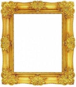 Lira RO 52012*11 ozdobné rámy blondelové.